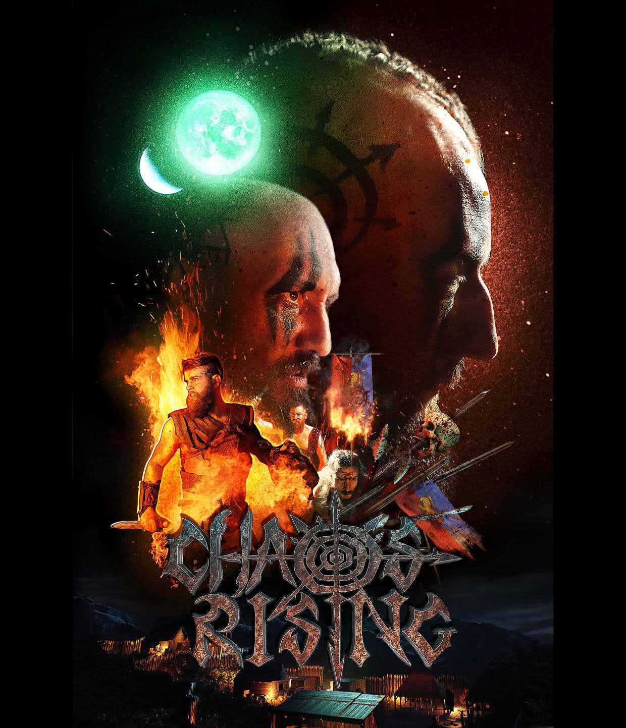 Poster of Chaos Rising trailer